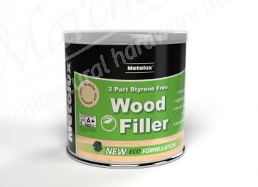 *2 Part Wood Filler Redwood 770ml / 1.4kg