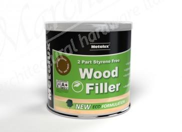 *2 Part Wood Filler Teak (Dark Oak) 770ml / 1.4kg
