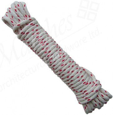 Red Spot Sash Cord No.7 10m
