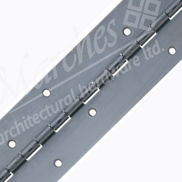 Stainless Steel Anti-Ligature Continuous Hinge 101mm x 2.1mm
