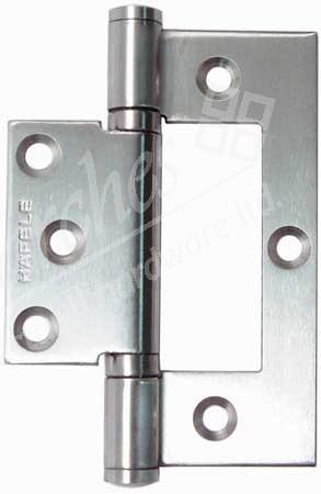 Flush Hinge 102x71mm SSS (pr)