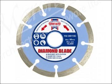Contract Diamond Blade 115 mm