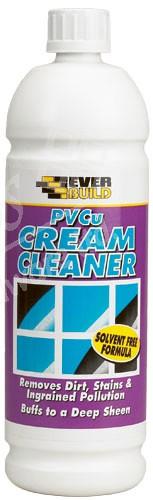 Everbuild PVCU Cream Cleaner 1L
