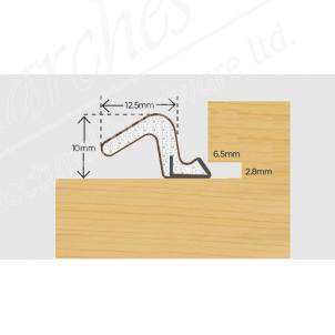 Exitex - Aquatex A9 Weatherseal 200m Roll Brown
