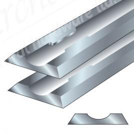 CR/PB25 80.5x5.9x1.2mm Planer Blades PK2