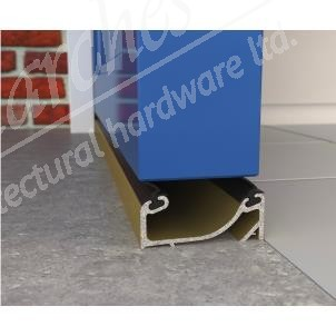Exitex Double Sealing Sill - Various Size and Finish