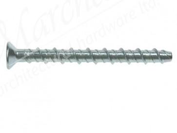 Ankerbolt M8 x 75mm CSK BZP (100)