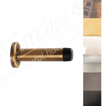 Wall Mounted Stop 71mm - Various Finishes