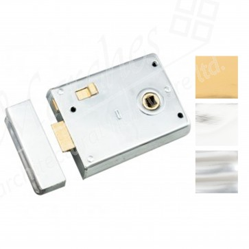 Rim Latch/Bolt - Various Finishes