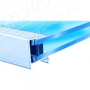 Exitex - Aluminium Roof Endclosure Mill - Various Sizes