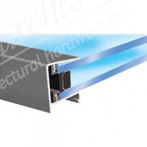 Exitex - Aluminium Roof Endclosure Grey - Various Sizes