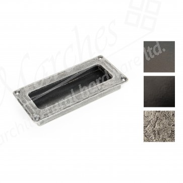 Blacksmith Flush Pull Handle - Various Finishes