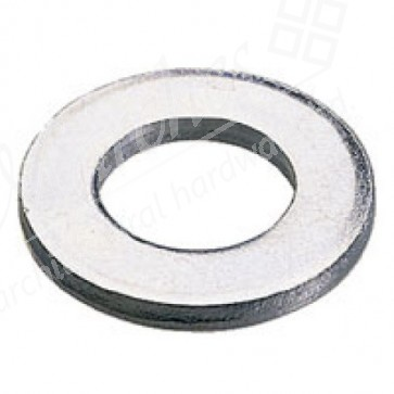 Heavy Iron Washers - Bright Zinc Plated