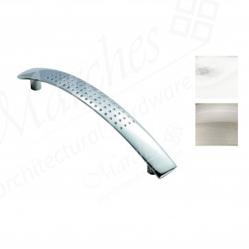 Dimple Effect Pull Handle - Various Finishes