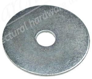 Mudguard Washers - Bright Zinc Plated