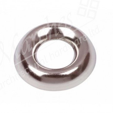 Screw Cups - Nickel Plated