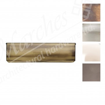 Letter Tidy 280mm x 83mm - Various Finishes