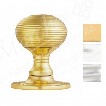 Queen Anne Rim Knob Sets - Various Finishes