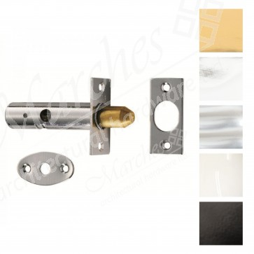 Security Door Bolts - Various Finishes
