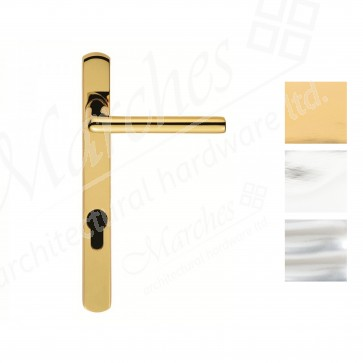 Rosa Espag Euro Handle (92mm Centres) - Various Finishes