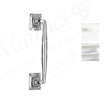 Pub Style Pull Handle 254mm - Various Finishes