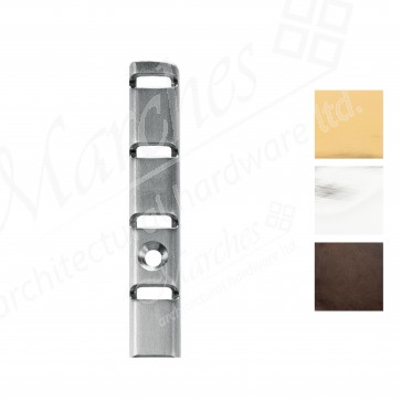 """""""U"""" Section Bookcase Strip 1.83m - Various Finishes"""