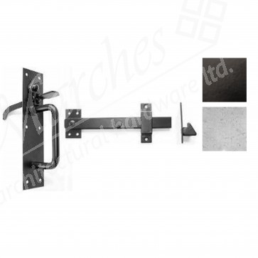 Suffolk Gate Latch - Various Finishes