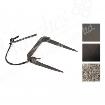 Locking Staple Pin - Various Finishes