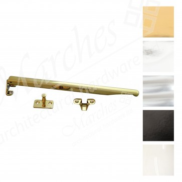 """11"""" Non Locking Stays - Various Finishes"""
