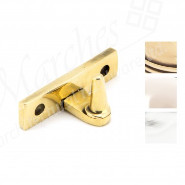 Cranked Casement Stay Pins - Various Finishes
