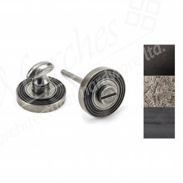 Round Thumbturn Set (Beehive) - Various Finishes
