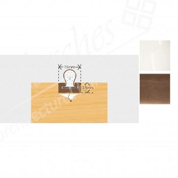 Self Adhesive Brush Pile Carrier - 2.2m