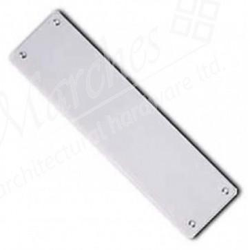 Finger Plate - Satin Stainless Steel - Various Sizes