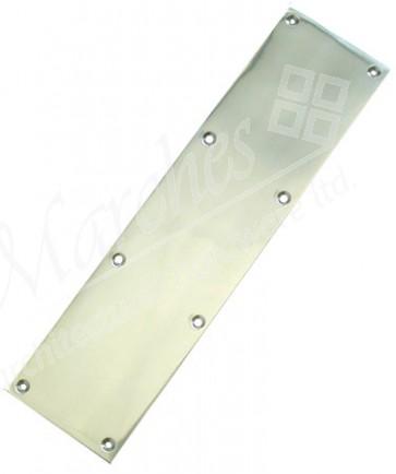Kickplate - Satin Stainless Steel