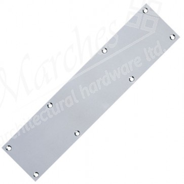 Kickplate - Satin Anodised Aluminium