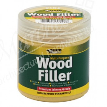 Everbuild Premium Wood Filler 250ml - Various Colours