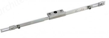 Maco Offset Espagnolette Window Rod - 25mm Backset