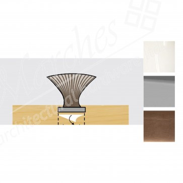 Exitex Self Adhesive Pile - Various Sizes and Finishes