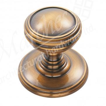 Delamain Plain Knob - Florentine Bronze
