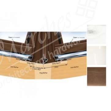 Exitex - Adjustable Valley - Various Finishes