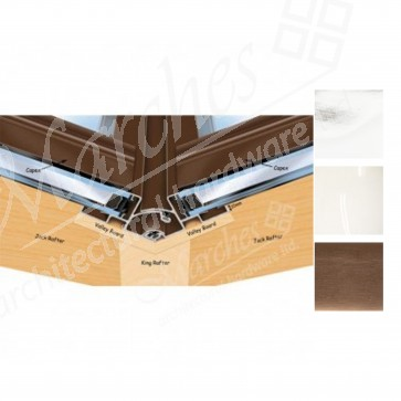 Exitex - Adjustable Compact Valley - Various Finishes