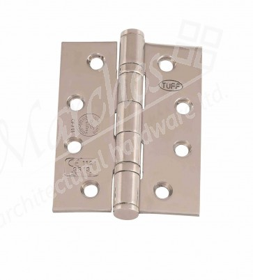"4"" Ball Bearing Butt Hinge (Pack of x15 Pairs) - SSS"
