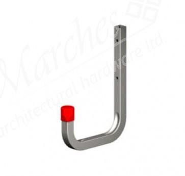 Wall Hook 210 x 15 x 150mm - Galvanised Steel