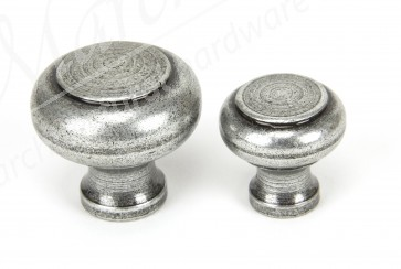Regency Cupboard Knobs - Pewter