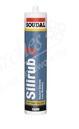 Silirub 2 Black 300ml