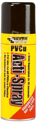 Everbuild PVC Acti Spray