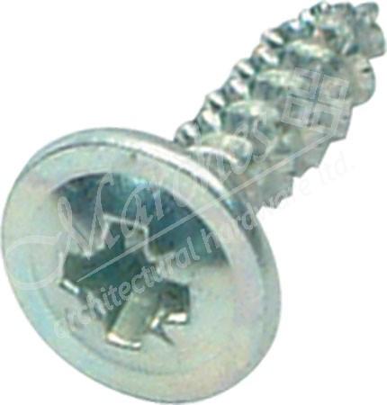 Spax screws, flange head, ø 4 0 mm - Flat head screws - Screws