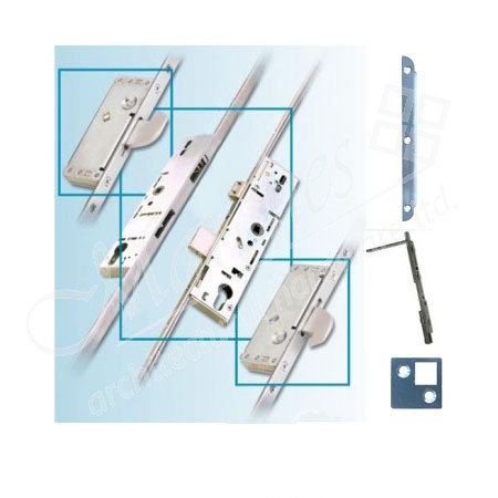 French Door Multipoint Locking System Kit Quot For 44mm Door