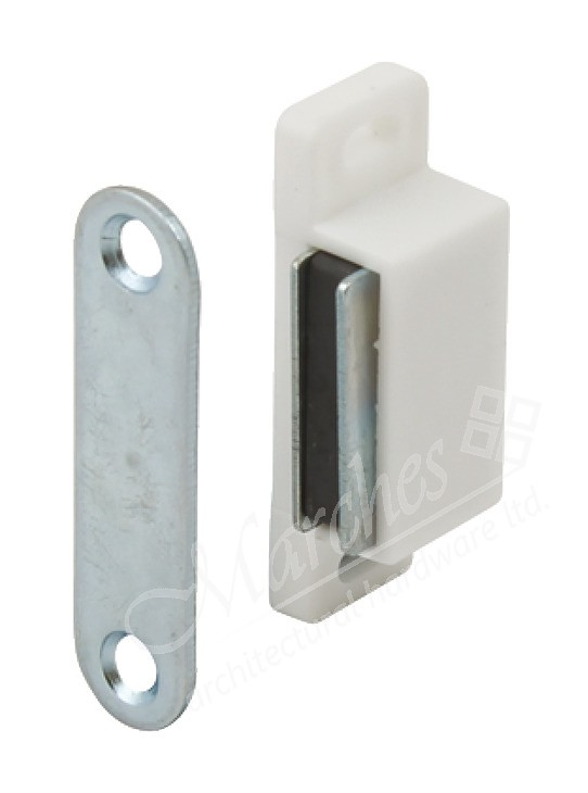 Magnetic Catch - Various Finishes - Catches - Cabinet ...