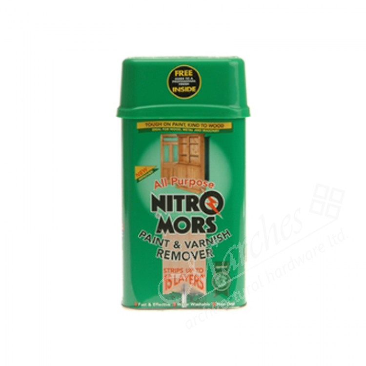 Nitromors Paint And Varnish Remover 750ml Removers